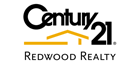 Century 21 Redwood Realty Logo Used by Permission