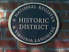 Historic Designation Seal