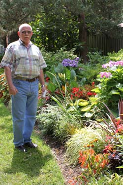 Photo of Tom Corbin, Gardener